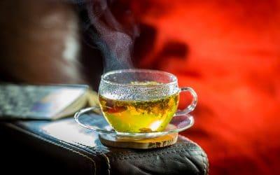 Durch Tee trinken das lymphatische Abwehrsystem steigern